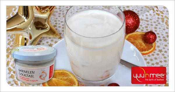 Garnelen Cocktail Honig Senf FB