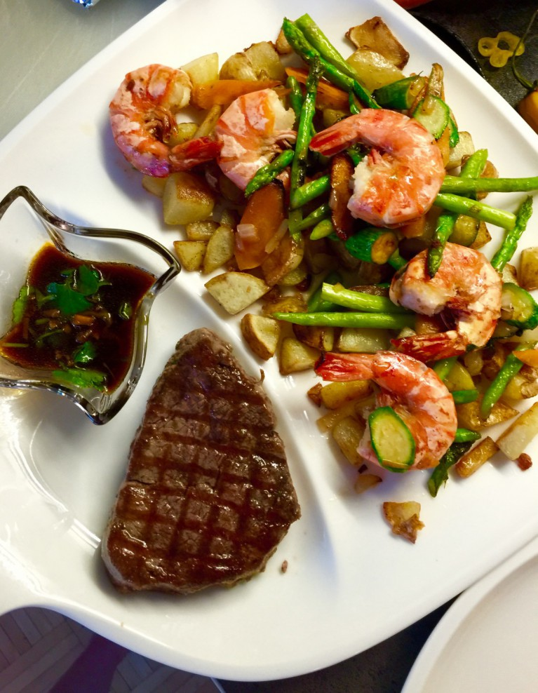 Surf & Turf Sabine binekocht.at